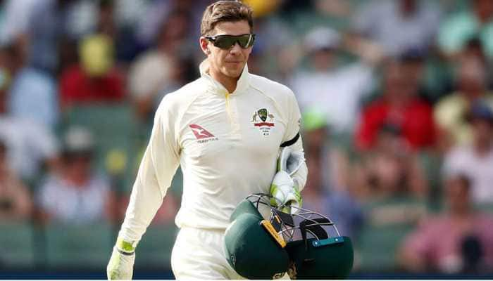 Injured Tim Paine to miss Tasmania's Sheffield Shield match against Victoria