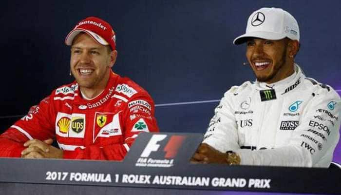 Ferrari, Mercedes neck-and-neck as Formula 1 testing ends