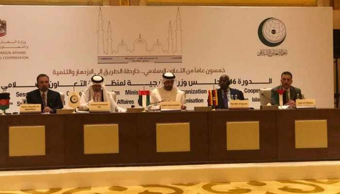 OIC ready to embrace India one day, says UAE Foreign Minister