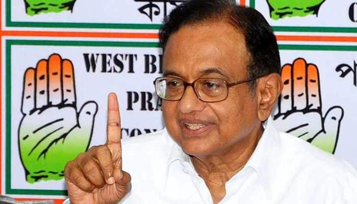 Chidambaram lauds NDA govt for Clean Ganga, National Highway projects