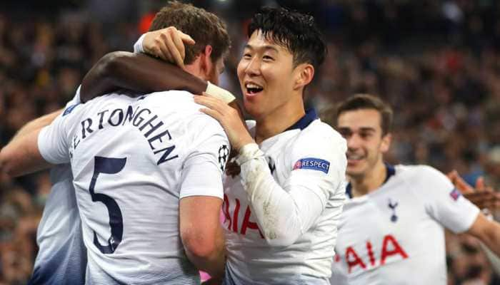 EPL: Spurs held to 1-1 draw by Arsenal as Manchester City return to top
