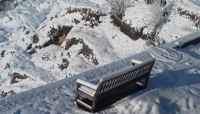 After overnight snow, Himachal Pradesh sees sunny Sunday