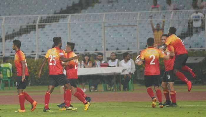 I-League: East Bengal edge past Minerva Punjab to keep title hopes alive