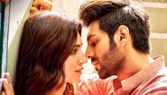 Kartik Aaryan- Kriti Sanon's 'Lukka Chuppi'  is a box office winner!