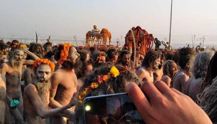 Kumbh Mela 2019 enters Guinness Book Of World Records