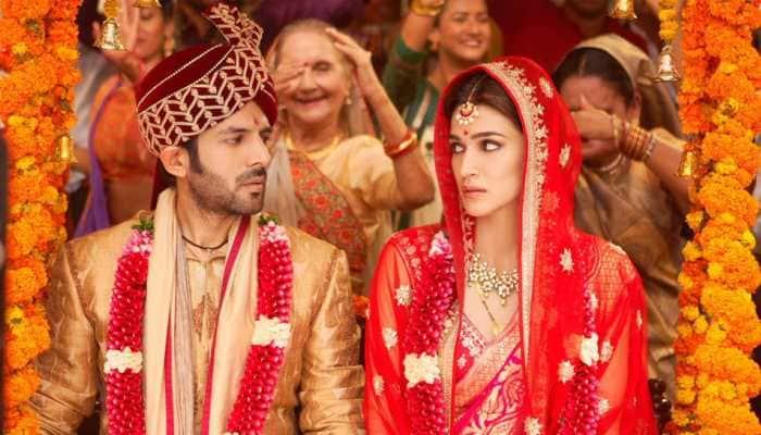 Luka Chuppi collections: Kartik Aaryan- Kriti Sanon starrer continues winning hearts