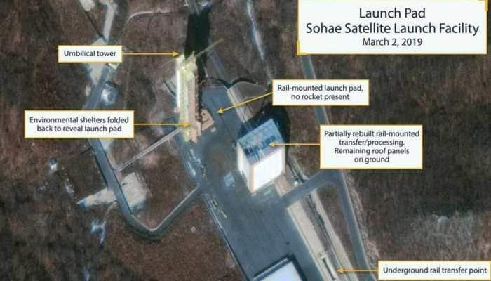 North Korea rebuilding Sohae rocket launch site: Observers