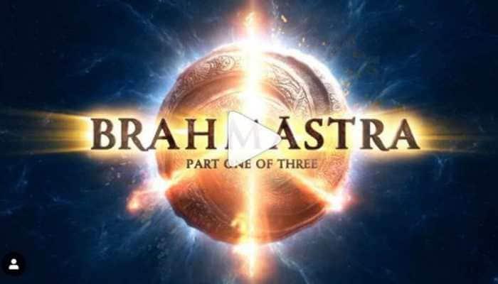 Brahmastra Logo: Amitabh's baritone voice, Ranbir's curiosity provides a glimpse of 'the god of weapons'