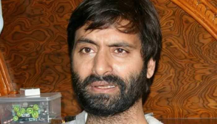 JKLF chief Yasin Malik booked under PSA, shifted to Jammu's Kot Balwal jail