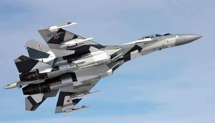 Russian Su-27 fighter intercepts US RC-135 spy plane over Baltic Sea - Watch