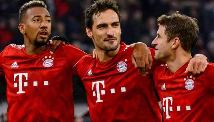 Irritated Bayern trio out to prove they are still part of the best: Manager Niko Kovac