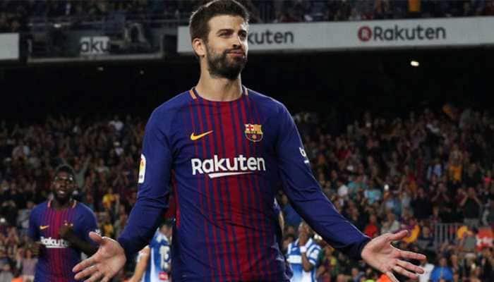 Barcelona defender Gerard Pique behind side's new found defensive steel