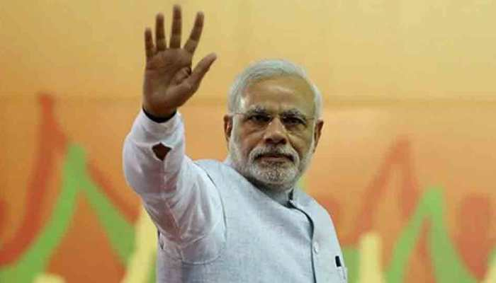 PM Narendra Modi launches smart city projects for northeast