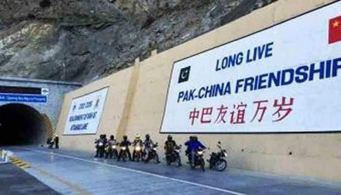 China wants to have permanent military presence in Africa through CPEC: US Commander
