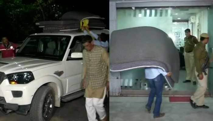 Income Tax raids continue at AAP MLA Naresh Balyan's residence, Rs 2.5 crore seized