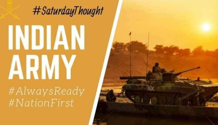 'Sarvada Vijayi': Indian Army assures nation of its battle readiness