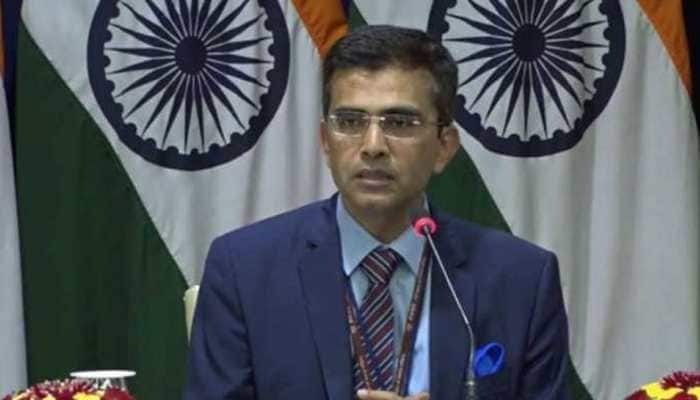 IAF airstrike on JeM camps in Pakistan achieved its objective: MEA