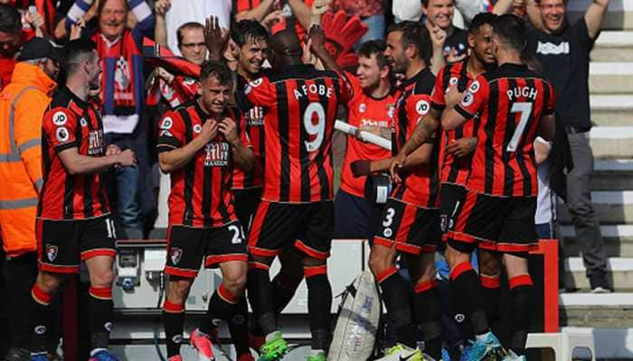 EPL: Bournemouth end losing run with 2-0 victory over Huddersfield
