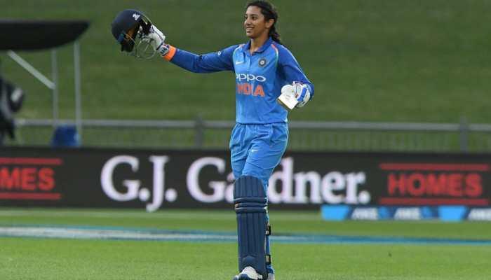 Smriti Mandhana achieves career-best 3rd position in ICC Women's T20I rankings