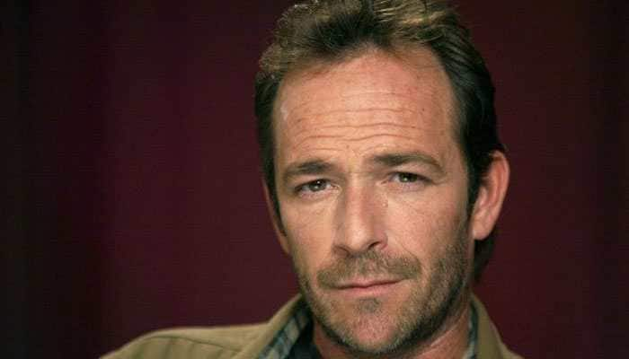 Luke Perry's fiancee opens up after his sudden death