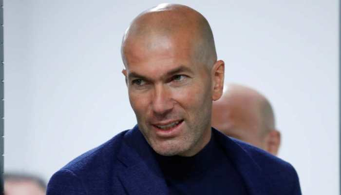 Zinedine Zidane vows changes at Real Madrid as he replaces Santiago Solari