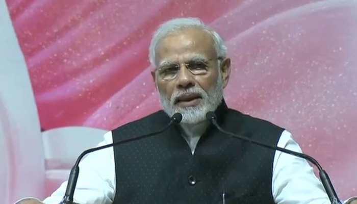 PM Narendra Modi writes blog, calls for increased voter participation in Lok Sabha election 2019