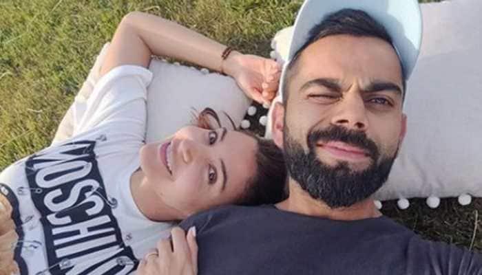 Anushka Sharma's love-filled selfies with hubby Virat Kohli are too cute to miss!