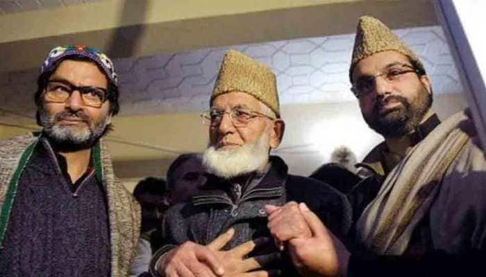 J&K: Separatist leaders arrested for terror funding accuse NIA of delaying case