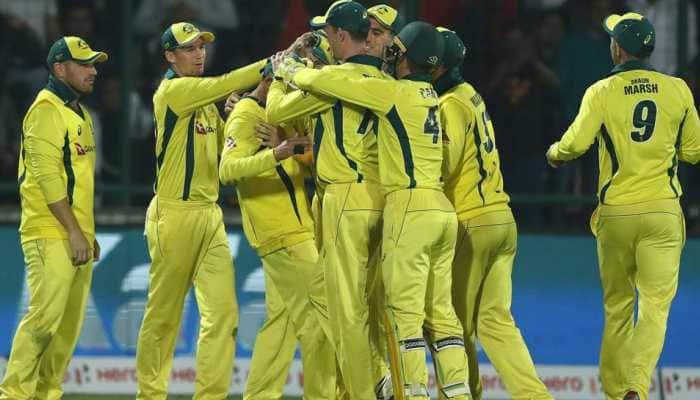 5th ODI: Australia beat India by 35 runs to win series 3-2