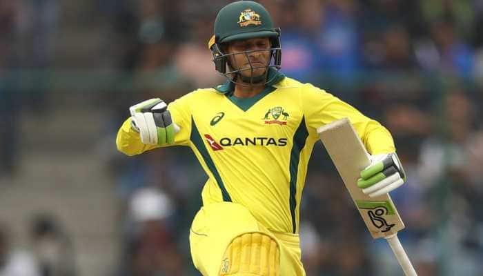 Usman Khawaja helps Australia register one-day series win in India