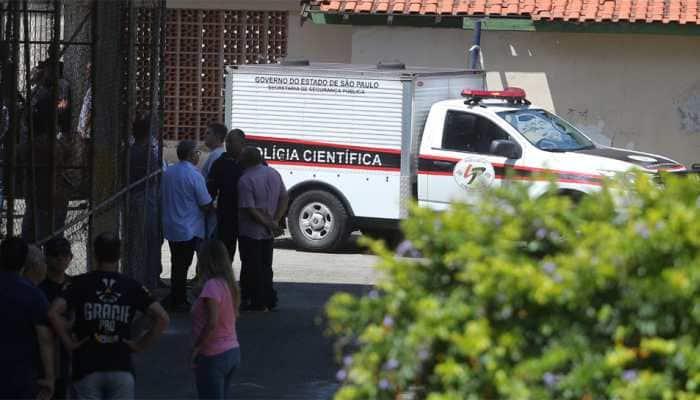 Brazil: Gunmen on school shooting rampage kill 8 people, including 5 teenagers