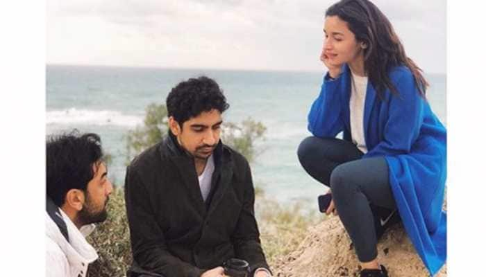 Ayan Mukerji reveals how Ranbir Kapoor-Alia Bhatt's 'love story' unfolded during 'Brahmastra' shoot—See pic inside