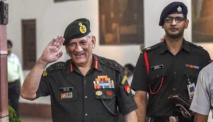 Army Chief Bipin Rawat to receive Param Vishisht Seva Medal