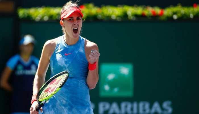 In-form Belinda Bencic advances into Indian Wells semis