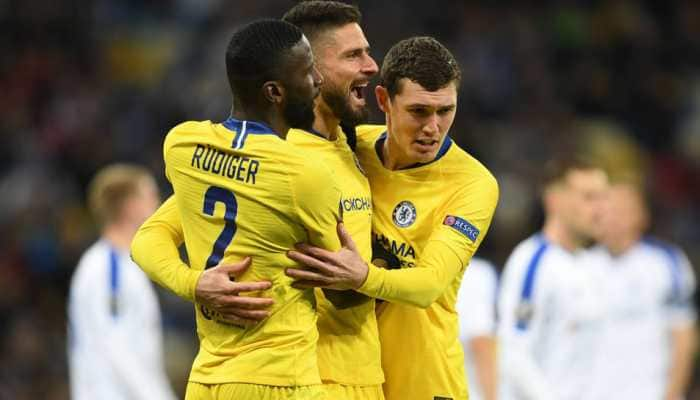 Arsenal join Chelsea in Europa League quarters, Inter Milan go out