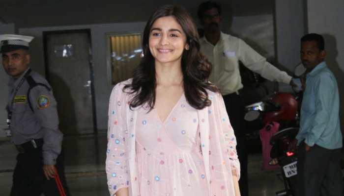 Alia Bhatt plays Sita in #RRR: SS Rajamouli
