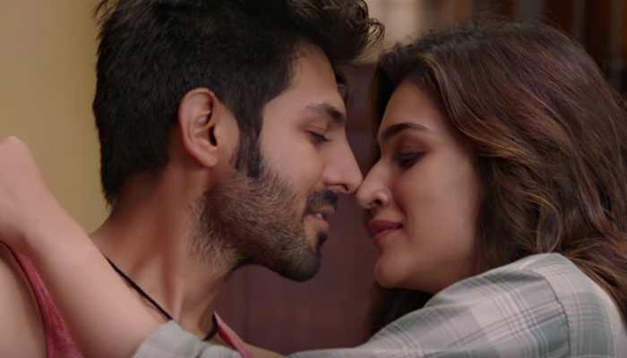 Kartik Aaryan-Kriti Sanon starrer 'Luka Chuppi' stays rock steady at Box Office
