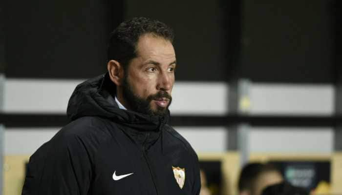Sevilla sack coach Pablo Machin after Europa League exit