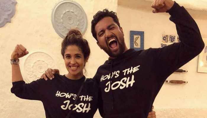 Vicky Kaushal and Harleen Sethi call it quits?