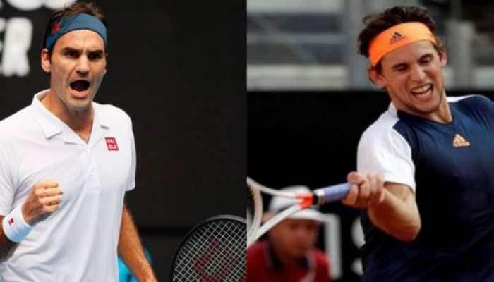 It's Roger Federer vs Dominic Thiem in Indian Wells Final