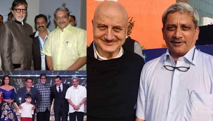 RIP Manohar Parrikar: Bollywood condoles death of Goa CM