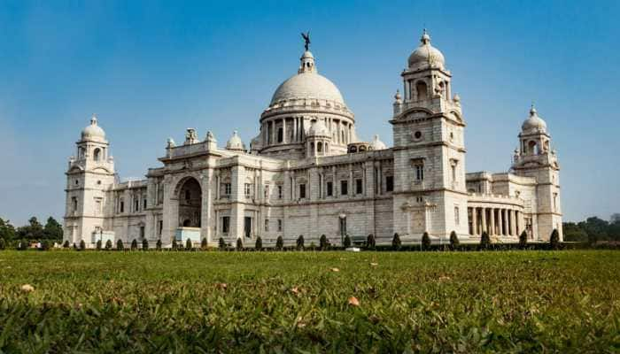 Chinese national arrested for flying drone over Kolkata's Victoria Memorial