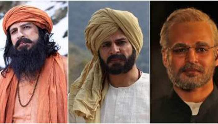Vivek Oberoi dons nine different looks in PM Narendra Modi's biopic-See pic
