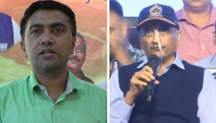 Goa Speaker Pramod Sawant frontrunner for CM post: Sources