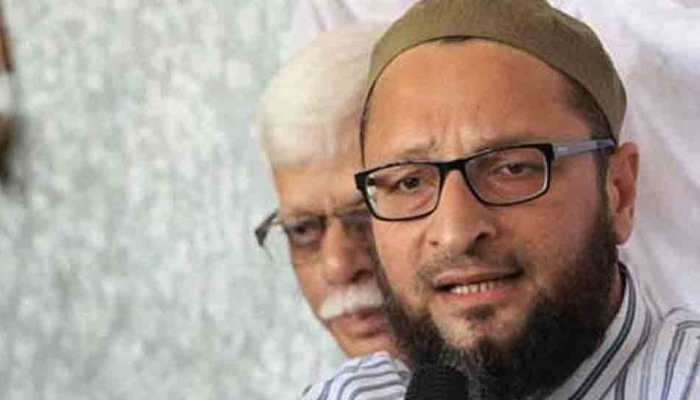 Lok Sabha election: Asaduddin Owaisi files nomination from Hyderabad