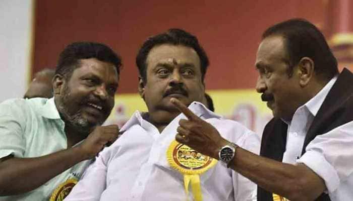 DMDK names candidates for Lok Sabha election in Tamil Nadu