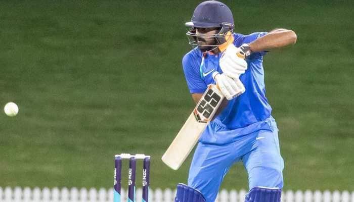 Team India may use Vijay Shankar as surprise element at No.4 in World Cup