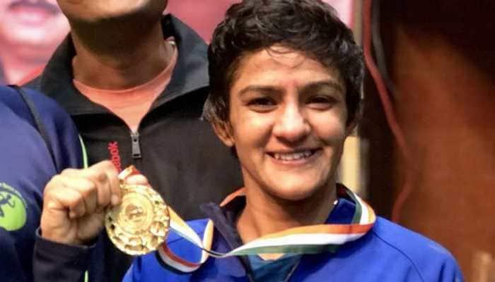 Wrestler Ritu Phogat dropped from Target Olympic Podium Scheme