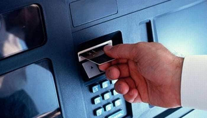 Robbers flee with entire ATM machine in Dwarka