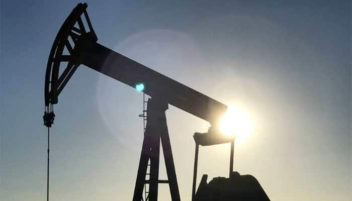 Oil eases from four-month high on global growth worries